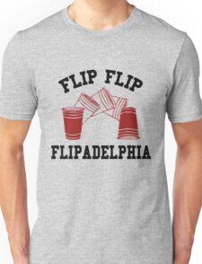 Flip Flip - Flipadelphia Unisex T-Shirt