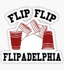 Flip Flip - Flipadelphia Sticker