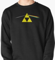 The Dark Side of the Triforce Pullover