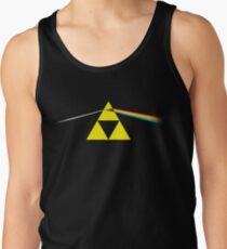 The Dark Side of the Triforce Tank Top