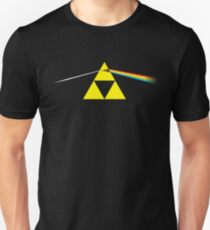 The Dark Side of the Triforce Unisex T-Shirt