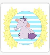 Heffalump Sticker