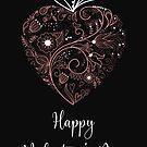 Happy Valentine's Day by Lisa Bradbury