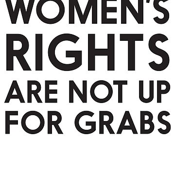 Women's rights are not up for grabs by artack