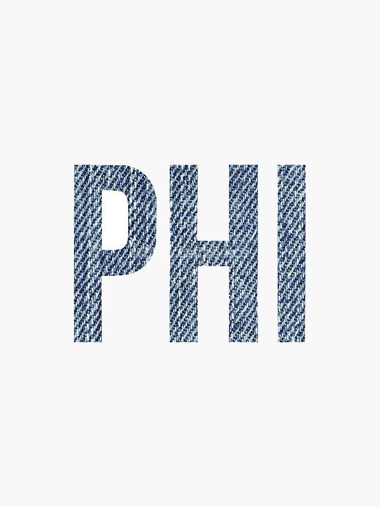 Phi (Denim) by happyvalleygirl