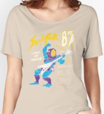 Skeletour '83 Women's Relaxed Fit T-Shirt