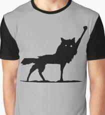 Fantastic Wolf Graphic T-Shirt