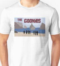 The Goonies - Cannon Beach Slim Fit T-Shirt