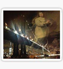 Brooklyn Immaculate Sticker