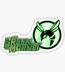 Green Hornet Sticker