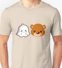 Ghost Bear Unisex T-Shirt