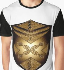 Golden Shield iPhone / Samsung Galaxy Case Graphic T-Shirt