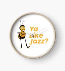 Ya Like Jazz Clock