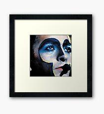 Peter Gabriel - Plays Live Framed Print