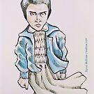 Eleven (stylized) by Byron  McBride
