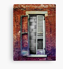 The Feature Is Too Bright Canvas Print