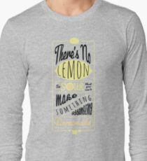 Sour Lemons Long Sleeve T-Shirt