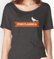 Put a Bird on it Women's Relaxed Fit T-Shirt