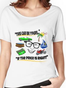 TV Game Show Gear - TPIR (The Price Is...) Women's Relaxed Fit T-Shirt