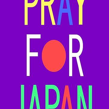 Makoto Niwa - Pray for Japan by Jegeta003