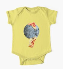 When the moon hits your eye... One Piece - Short Sleeve