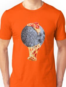 When the moon hits your eye... Unisex T-Shirt