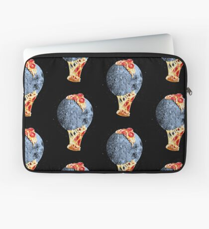 When the moon hits your eye... Laptop Sleeve