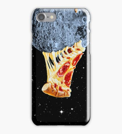 When the moon hits your eye... iPhone Case/Skin