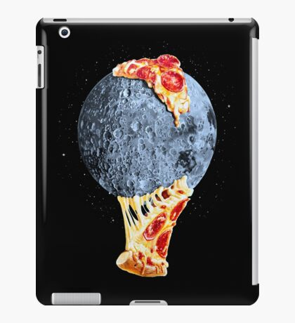 When the moon hits your eye... iPad Case/Skin