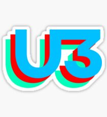 Ubercubed Games Neon LIMITED EDITION *BUY NOW* Sticker