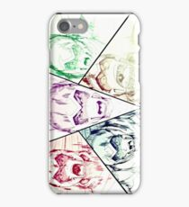 Team Voltron iPhone Case/Skin