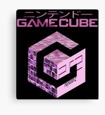 gamecube Canvas Print