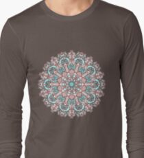 mandala#31 on pink background T-Shirt