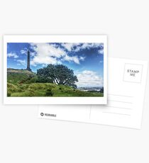 One Tree Hill - Auckland, New Zealand Postcards