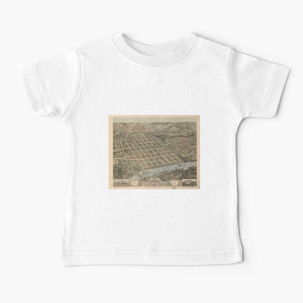 Knoxville 1871 Baby T-Shirt