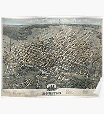 Houston 1873 Poster