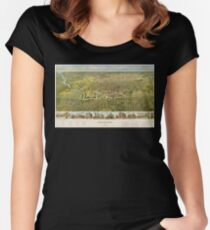 Houston 1891 Women's Fitted Scoop T-Shirt