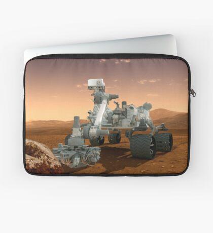 Künstler-Konzept der NASA Mars Science Laboratory Curiosity Rover. Laptoptasche