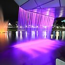 River Torrens, Adelaide, SA by Brett Conlon