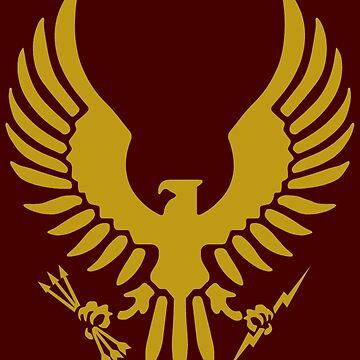 Spartan Eagle by MrGreed