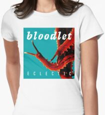 bloodlet eclectic Womens Fitted T-Shirt