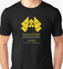 Nakatomi Corporation - Los Angeles California T-Shirt