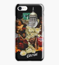 Migos Culture- C U L T U R E iPhone Case/Skin