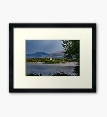 Lough Leane Framed Print