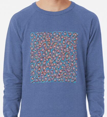 Out of the frost #DeepDream #Art Lightweight Sweatshirt