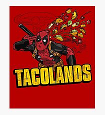 Tacolands Photographic Print