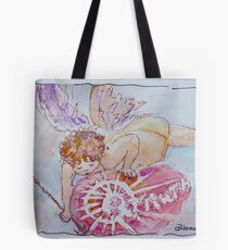 Angel of Truth Tote Bag
