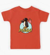 Penguin NUT Kids Tee