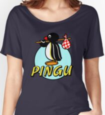 Penguin NUT Women's Relaxed Fit T-Shirt