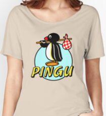 Penguin NUT Women's Relaxed Fit T-Shirt